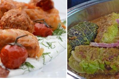 PRZEPIS NA GOŁĄBKI: Gołąbki w sosie pomidorowym, gołąbki z kapusty włoskiej, gołąbki z kaszą, gołąbki wegetariańskie, gołąbki z ziemniakami PYCHA