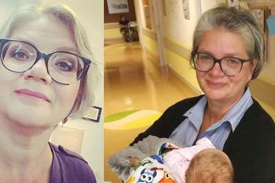 Superniania została babcią! Dorota Zawadzka chwali się zdjęciem z wnuczką
