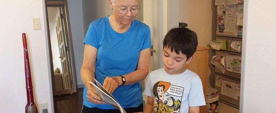 Lepszy i gorszy - nierówne traktowanie wnuków